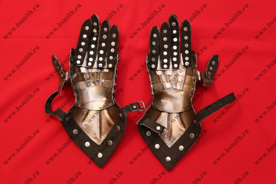 Перчатки готические, фото 4