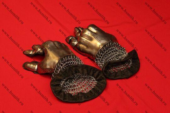 Перчатки иранские, фото 2