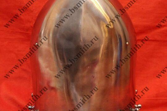 Бацинет открытый, авентайл, подбородочные ремни, фото 3