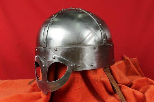 Шлем из Гьёрмундбю упрощенный, парашют, подбородочные ремни, фото 2