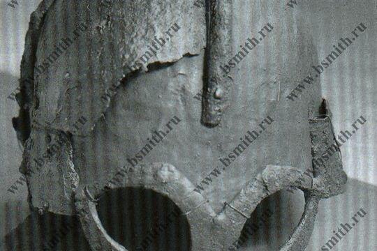 Шлем из Гьермундбю, артефакт, фото 1