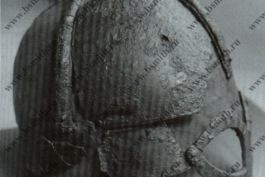 Шлем из Гьермундбю, артефакт, фото 2