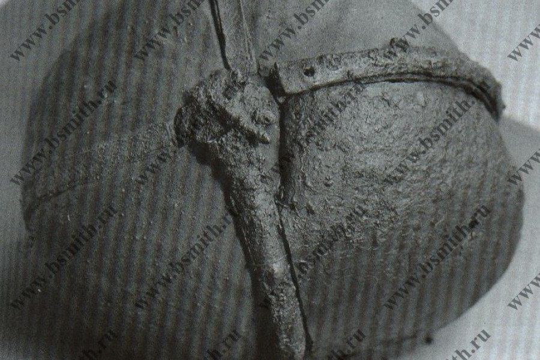 Шлем из Гьермундбю, артефакт, фото 3