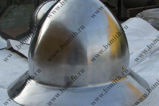 Шлем шапель, двучастевая, фото 2