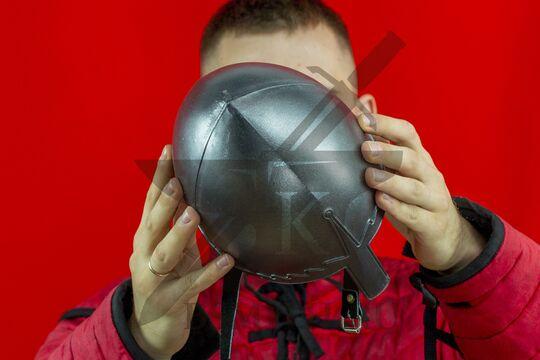 Шлем «норманнский» детский, пластик, вид сверху