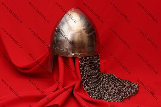 Шлем святого князя Вацлава с бармицей, фото 2