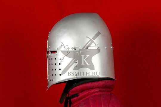 """Шлем """"Сахарная голова"""" тренировочный, вид сбоку"""