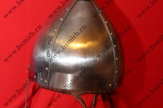 Шлем Тип 2 по Кирпичникову. Восточная Европа, Западная Сибирь, 8-12 века, фото 2