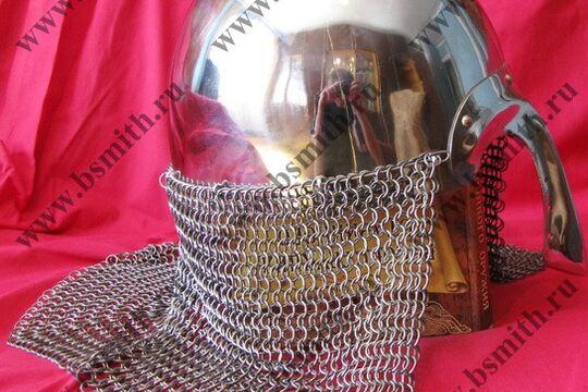 Шлем Типа 4 по типологии Кирпичникова, из Киева, фото 2