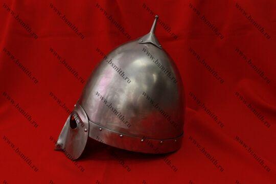 Шлем Александра Невского (купол), окружность 66 см, фото 3