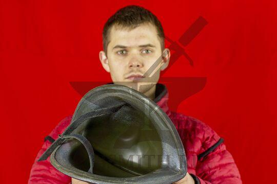 Шлем морион, пластик, вид изнутри