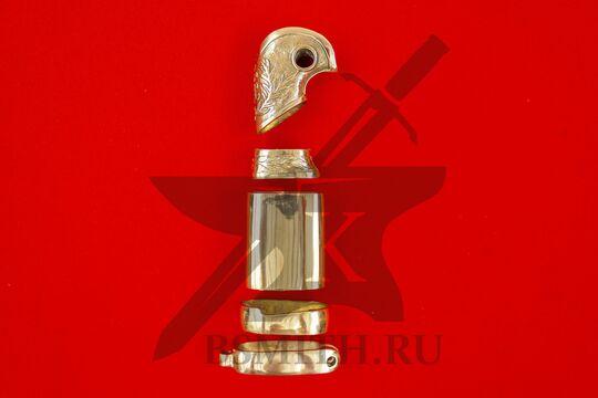 Набор на эфес и ножны шашки офицерской 1881-1910 гг