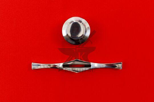 Набор эфеса меча тип 12 из Дании