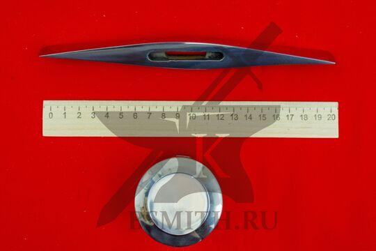 Набор эфеса меча тип 13А, размеры