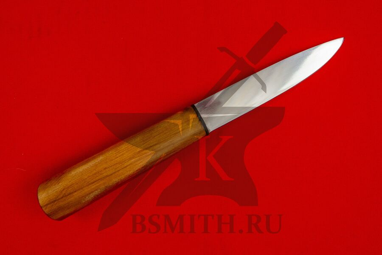 Нож бытовой, яблоня