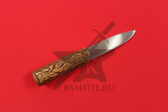 """Нож бытовой средневековый """"Птицы"""""""
