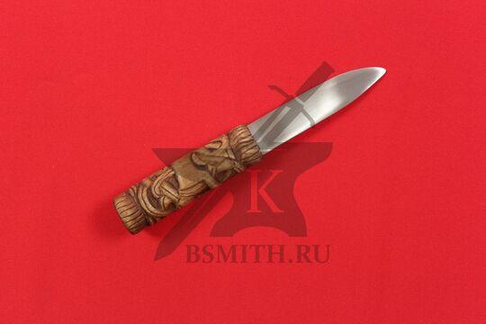 Нож бытовой средневековый, вариант 8, фото 2