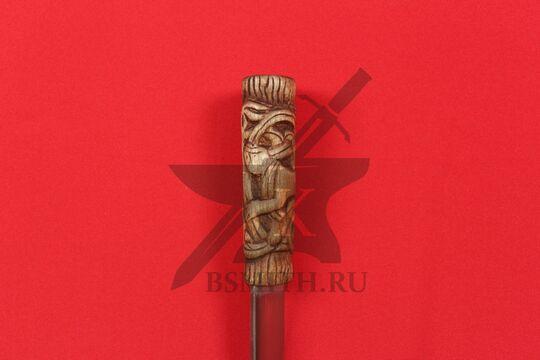 Нож бытовой средневековый, вариант 8, фото 4