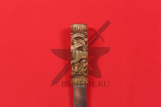 Нож бытовой средневековый, вариант 8, фото 5