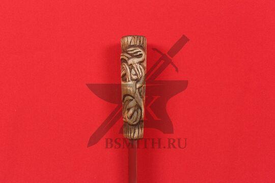 Нож бытовой средневековый, вариант 8, фото 6