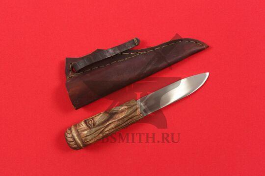 Нож бытовой, вариант 4, с ножнами