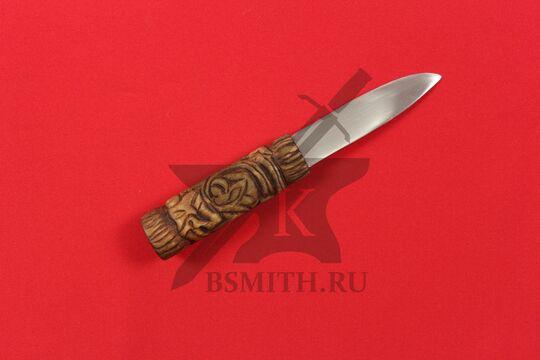 Нож бытовой средневековый, вариант 9