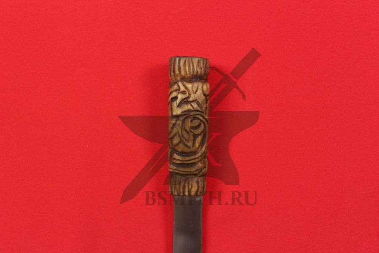 Нож бытовой средневековый, вариант 9, фото 5