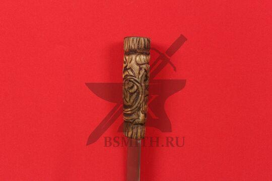 Нож бытовой средневековый, вариант 9, фото 6