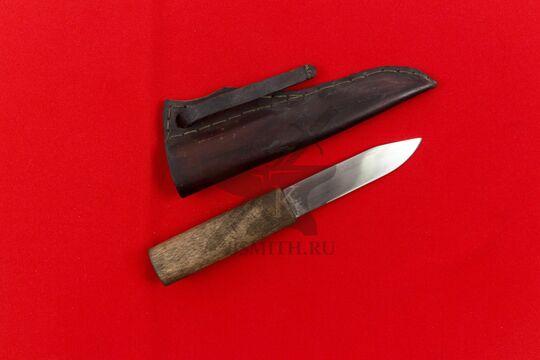 Нож бытовой простой, с ножнами