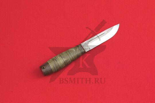 """Нож """"Чухонец"""", рукоять наборная кожа"""