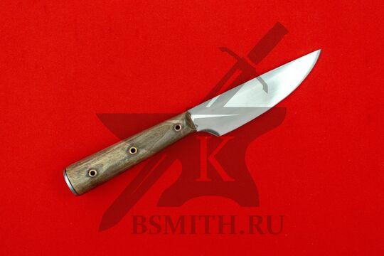 Нож с деревянной рукоятью, Европа, вариант 1