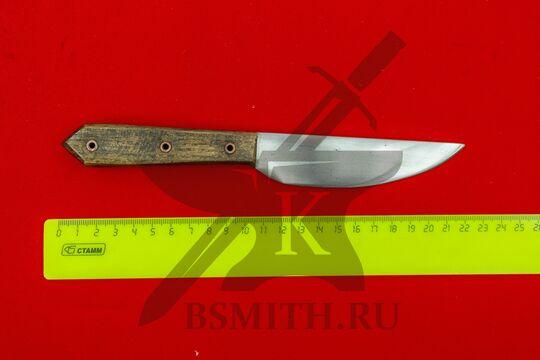 Нож с деревянной рукоятью, Европа, вариант 2, размеры