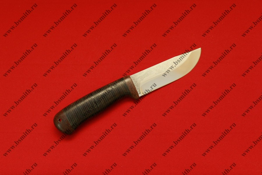 """Нож """"Клычок-2"""", рукоять наборная кожа, фото 2"""