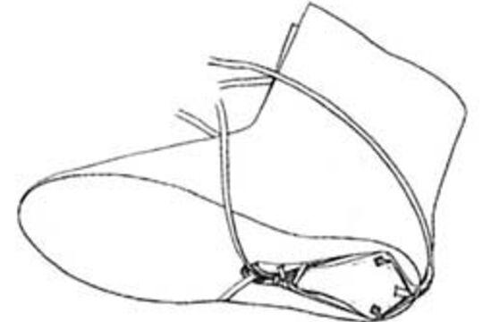 Обувные шипы, Рига, 13-14 века, фото 7