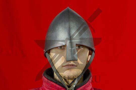 Шлем норманнский, пластик