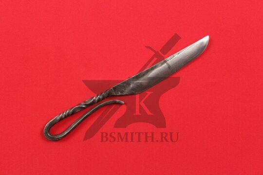 Нож новгородский средний вариант 2, 65Г