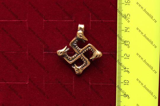 Подвеска, Русь, 10-12 века, размеры
