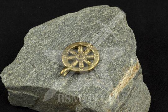 Солярный амулет, Русь, 11-13 века, фото 2
