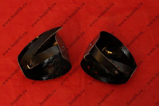 Наколенники стальные, фото 3