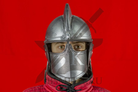 Шлем польских гусар, пластик
