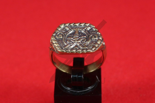 Кольцо, Русь, 12-13 век, вариант 1, фото 2