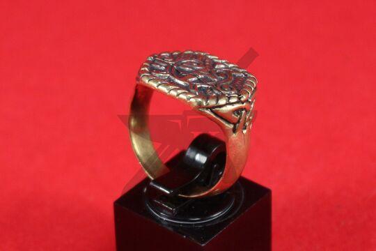 Кольцо, Русь, 12-13 век, вариант 1, фото 3