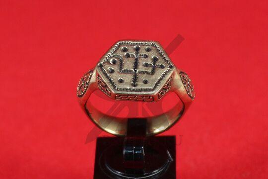 Кольцо, Русь, 12-13 век, вариант 2, фото 2