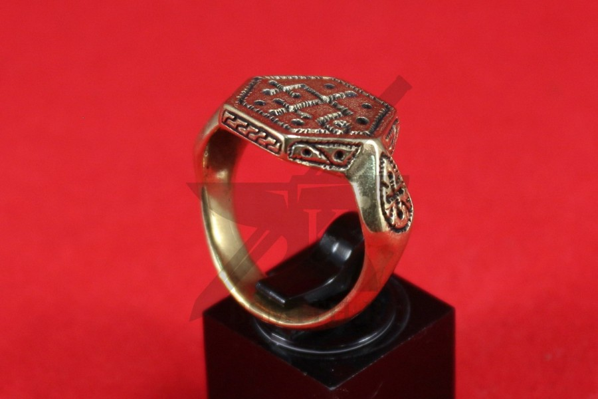 Кольцо, Русь, 12-13 век, вариант 2, фото 3