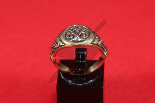 Кольцо, Русь, 12-13 век, вариант 3, фото 2