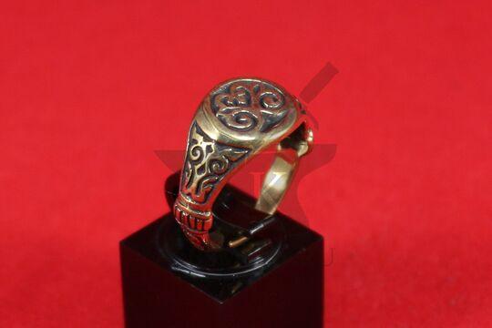 Кольцо, Русь, 12-13 век, вариант 3