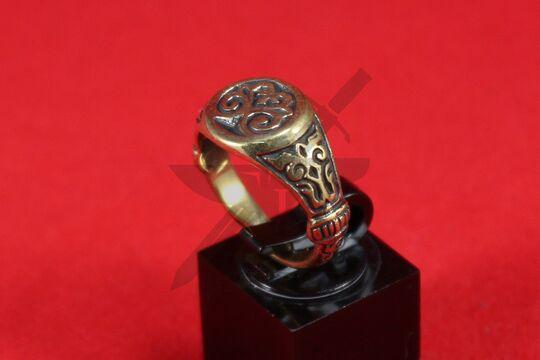 Кольцо, Русь, 12-13 век, вариант 3, фото 3
