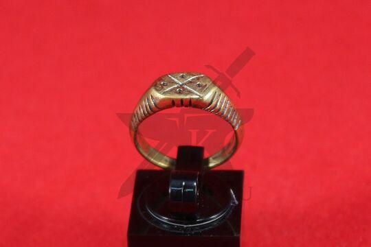 Кольцо, славяне, 9-12 вв, фото 2