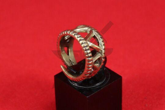 Кольцо, Русь, 10-13 века, вариант 1, фото 3