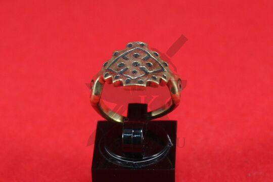 Кольцо, Русь, 10-13 века, вариант 2, фото 2